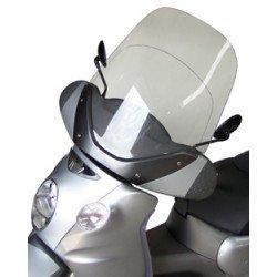 Bulle V PARTS Haute Protection clair Aprilia Scarabeo 500