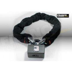ANTIVOL AMX  CHAINE 100cm + CADENAS - SRA/NF