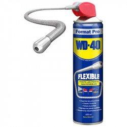 Aérosol WD-40 Flexible Système Pro 6x400ml