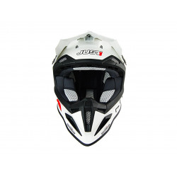 Casque JUST1 J12 Solid White taille XS