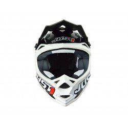 Casque JUST1 J32 Moto X White taille S