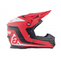 Casque ANSWER AR5 Pulse rouge/blanc taille S
