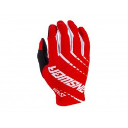 Gants ANSWER AR2 rouge taille XXL