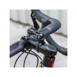 Pack complet SP-CONNECT Bike Bundle II fixé sur guidon et potence iPhone 12 Pro/12