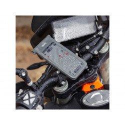Pack complet SP-CONNECT Moto Bundle fixé sur guidon Note 20 Ultra
