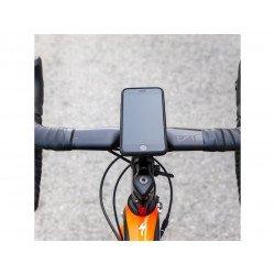Pack complet SP-CONNECT Bike Bundle II fixé sur guidon et potence iPhone 12 Pro Max