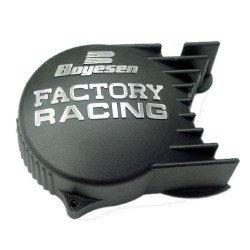 Couvercle de carter d'allumage BOYESEN Factory Racing noir