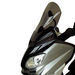 Bulle V PARTS Double Courbe noir fumé Yamaha X-Max 125/250