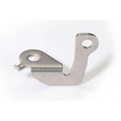 Patte de fixation LSL latérale inox pour bocal d'embrayage/frein arrière universel
