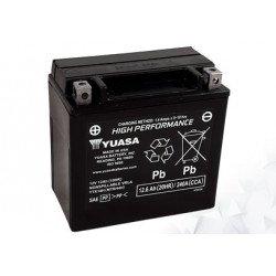 Batterie AGM Activated Pré-remplie YUASA YTX14H (14HBS)
