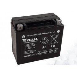 Batterie AGM Activated Pré-remplie YUASA YTX20HL (20HLBS)