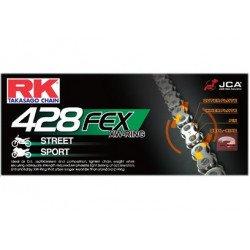 ATTACHE A RIVER CREUSE - AXES CREUX - RK 428FEX