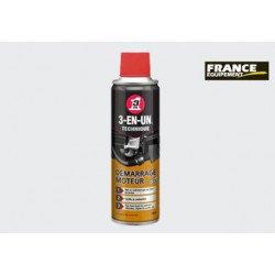 1 Spray 3-EN-UN DEMARRAGE MOTEUR  250 ml
