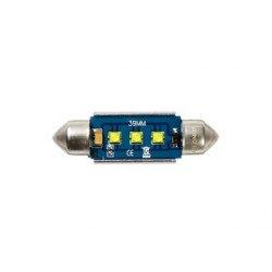 1 BLISTER DE 2 AMPOULES LED S8.5D / C5W