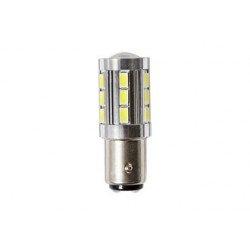 1 BLISTER DE 2 AMPOULES LED BAY15D/P21
