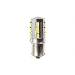 1 BLISTER DE 2 AMPOULES LED BA15S