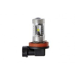 1 BLISTER DE 2 AMPOULES LED H11