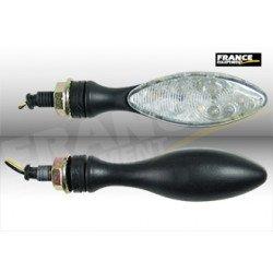 Paire de clignotants, ampoule LED.